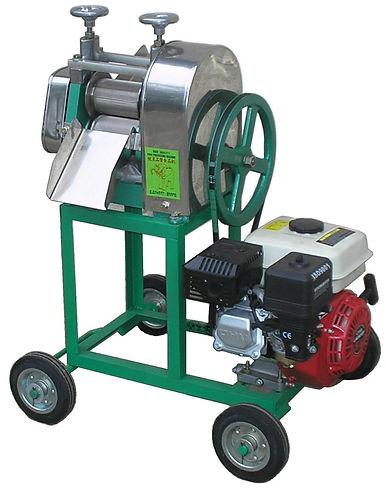Sugar Cane Presser (Engine).JPG