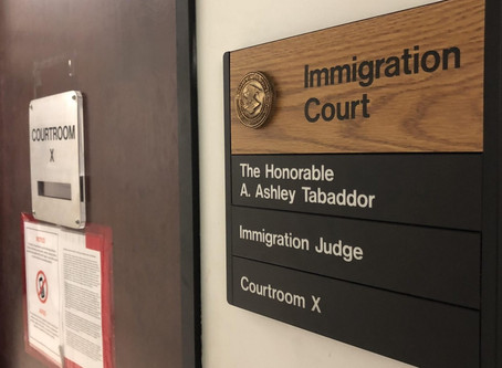 Non-detained Immigration Court Hearings Postponed reports Law Office of Nazly Mamedova.
