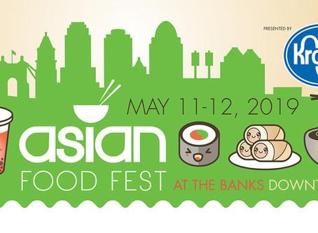 ANNUAL ASIAN FOOD FESTIVAL