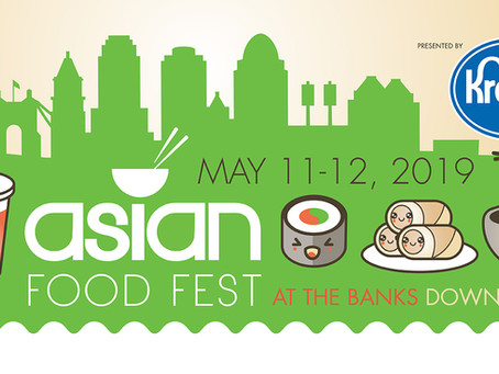 ANNUAL ASIAN FOOD FESTIVAL