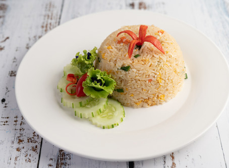 "CHOW FAN ""Fried rice"""