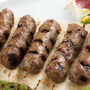 KOFTEGrilled minced meat skewers (Turkey)