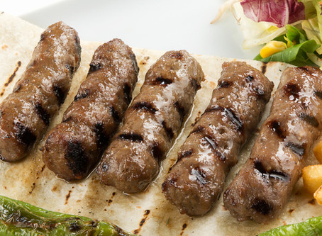 KOFTEGrilled minced meat skewers (Turkey)