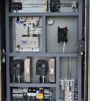 Limited Motion Control Unit (LMCU)