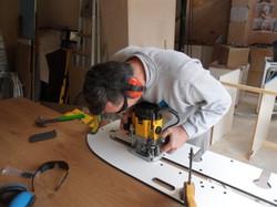 Dartmouth Devon, Building contractor
