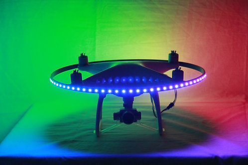 DJI Phantom 4Pro UFO Chasing LED Light