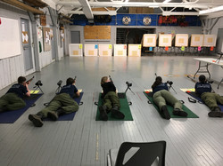 2017 Range team prone shoot