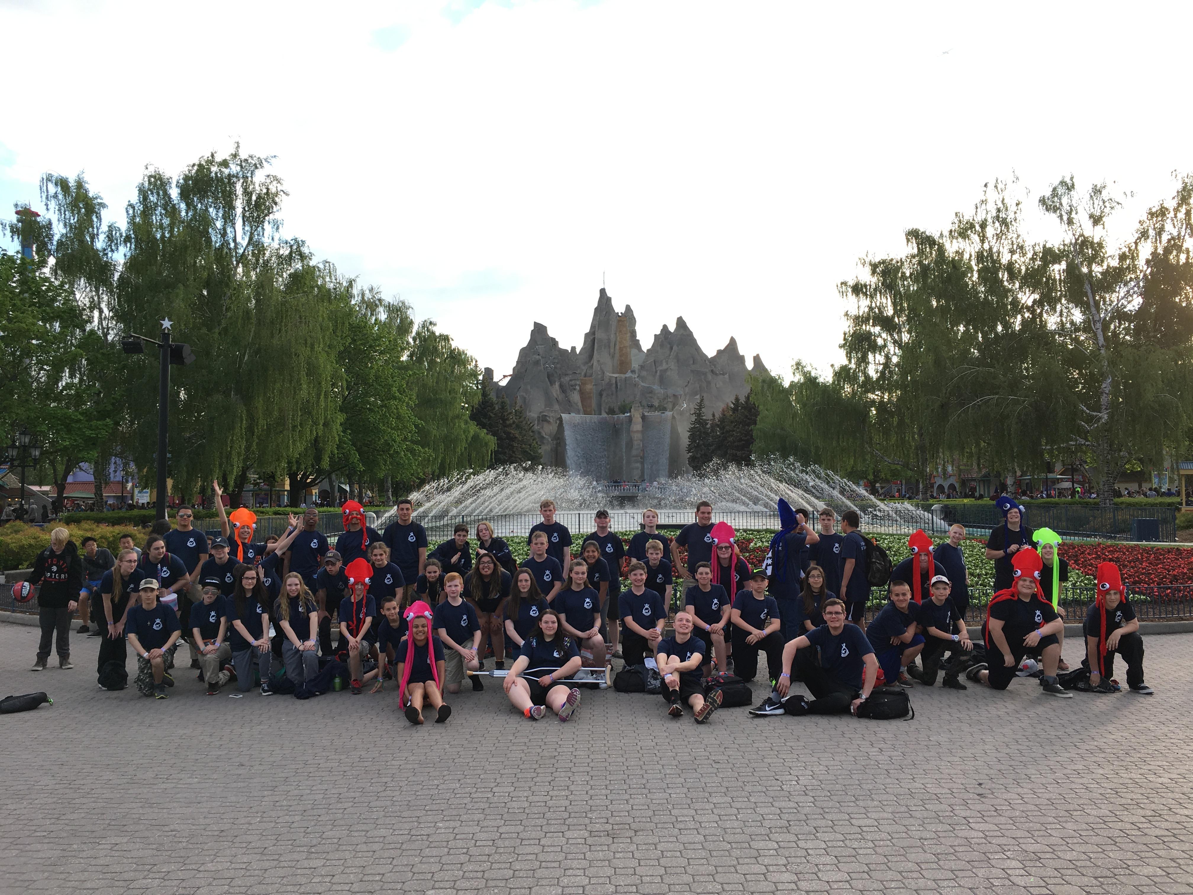 Canada's Wonderland 2017