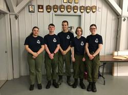 2017 Range team group