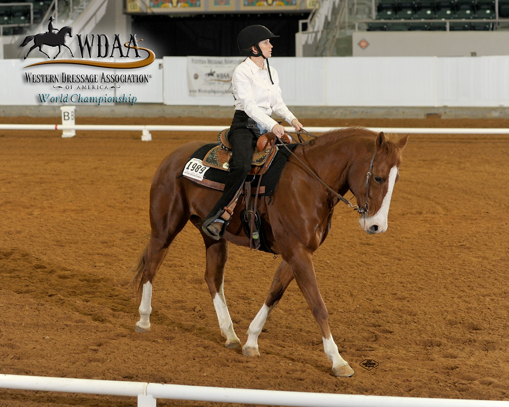 western dressage world show Kyle Keller