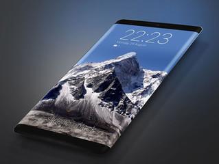 iPhone 8 будет с OLED дисплеем.