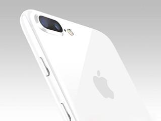 Apple готовит новую модель iPhone 7 в цвете «белый оникс»