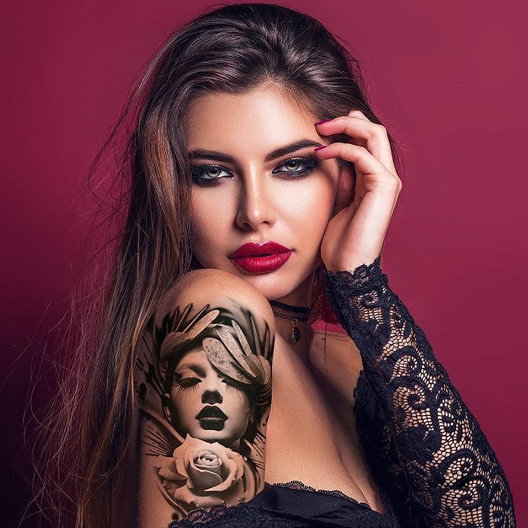 Tattoo Girl Main Image