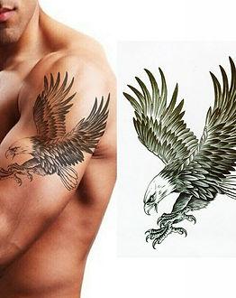 Large tattoos Image