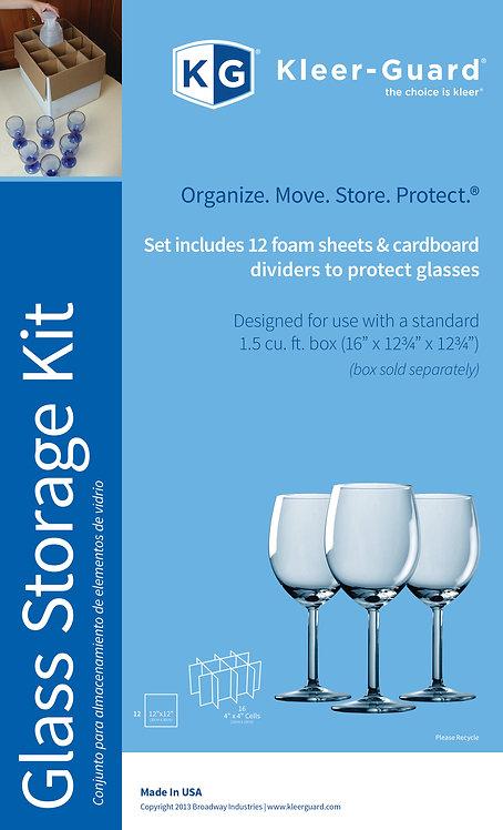 Glass Storage Kit