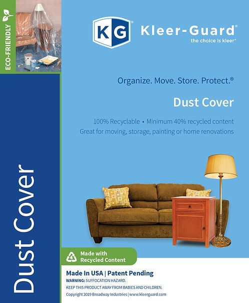 Eco-Friendly Dust Cover