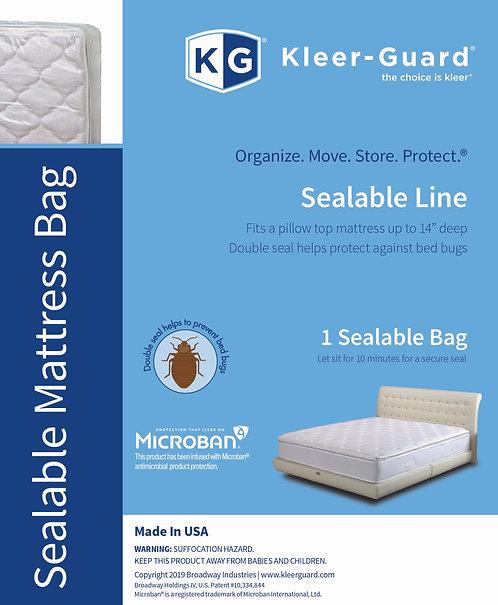 Sealable Mattress Bags