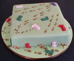 Walking cake 2