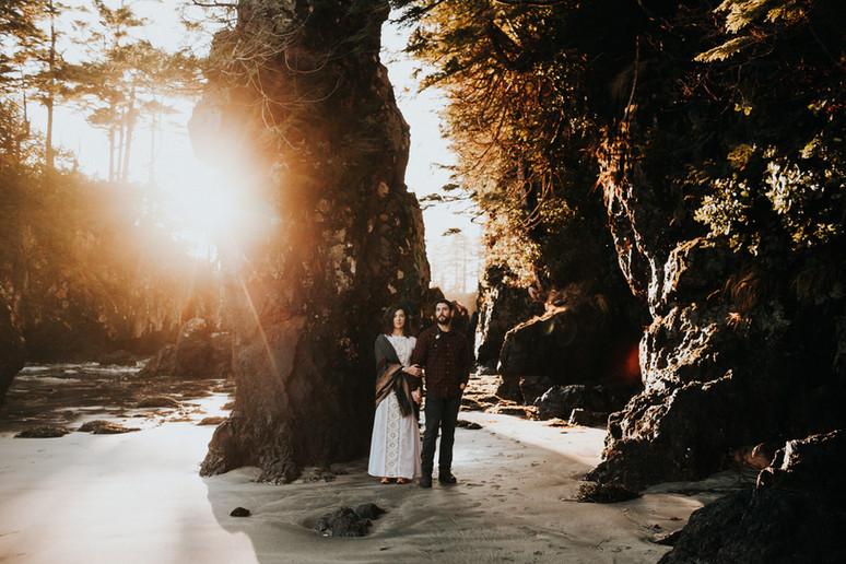 Ryan + Lucy | San Josef Bay, BC