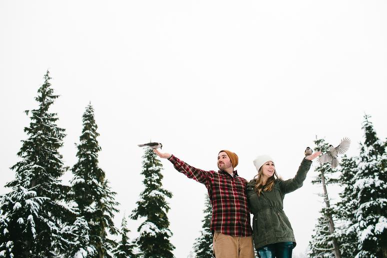 Cody + Natasha | Mount Cain