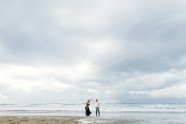 Chantell + Seth | Cannon Beach, Oregon
