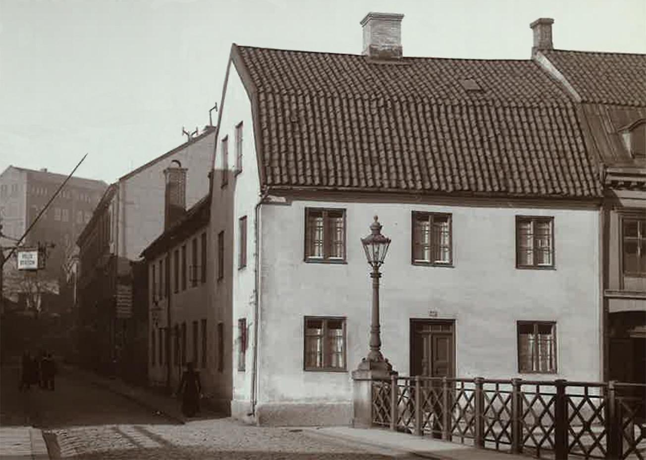 1873 Katolsk församlingsskola