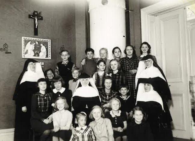 1940 Klassfoto