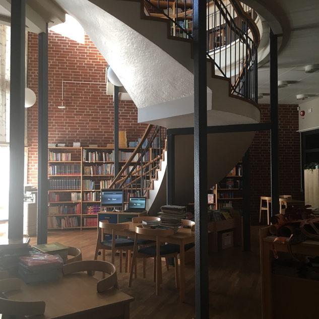 Skolans bibliotek
