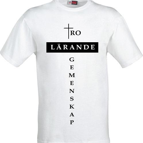 T-shirt med Katolska Skolans logga