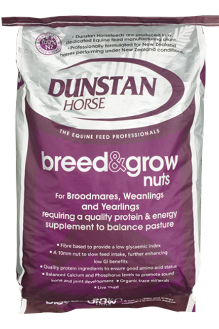 Dunstan Breed and Grow