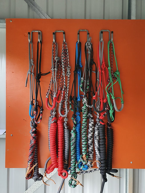 Rope Halter with 12ft Rope Set