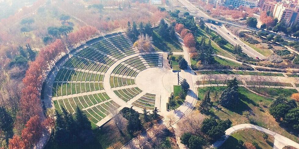 MADRID | Parque Tierno Galván
