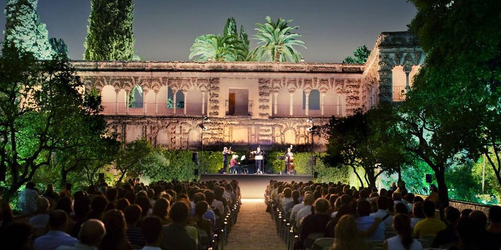 SEVILLA   Festival Noche en el Real Alcázar