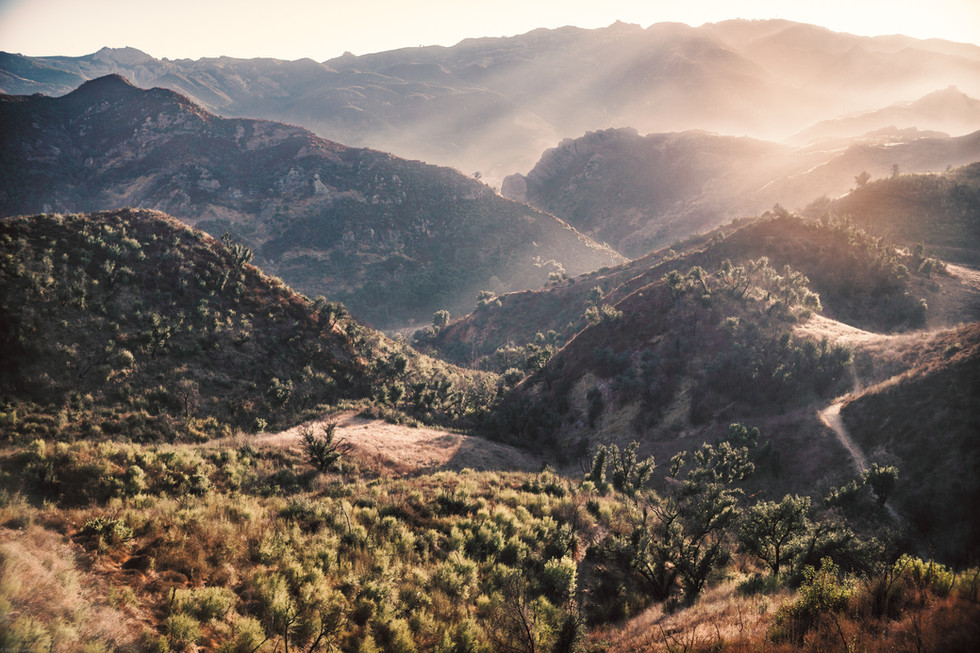 Landscapes-Santa Monica Mountains (perge
