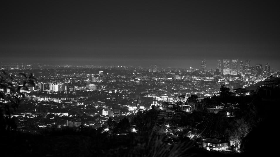 Urban-Cityscape-Los Angeles (FD50mm1.4)