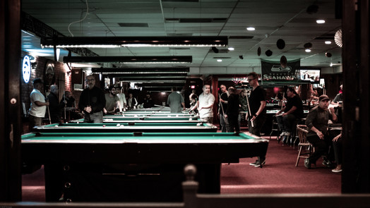 Pool hall Sherman Oaks
