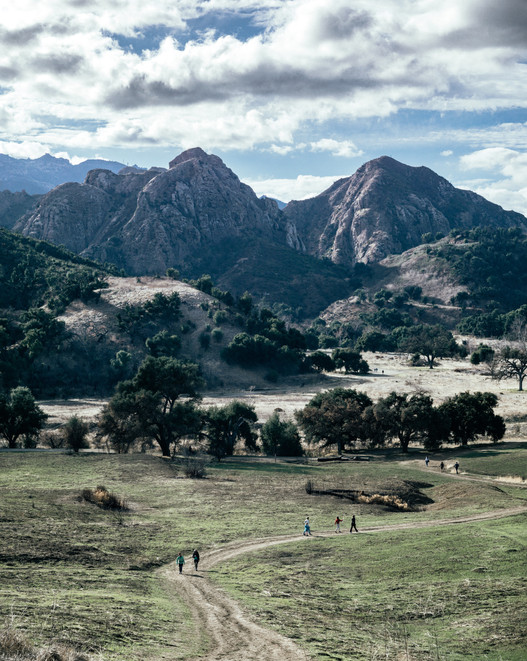 Landscapes-Malibu Creek State Park main