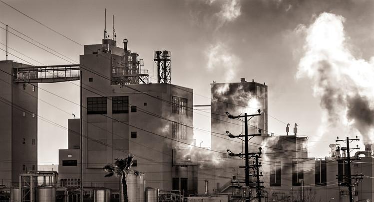 Industrial-Budweiser factory LA (FDmacro