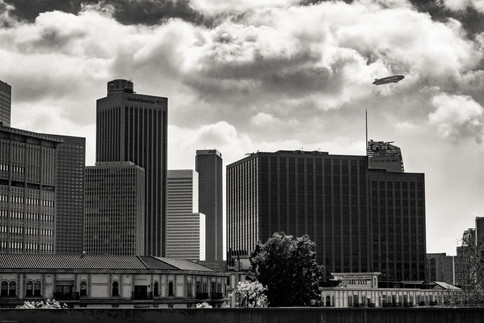 Cityscape-DTLA and zepplin (FDmacro) 02.