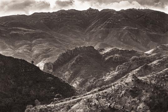 Landscapes-Santa Monica Mountains (helio