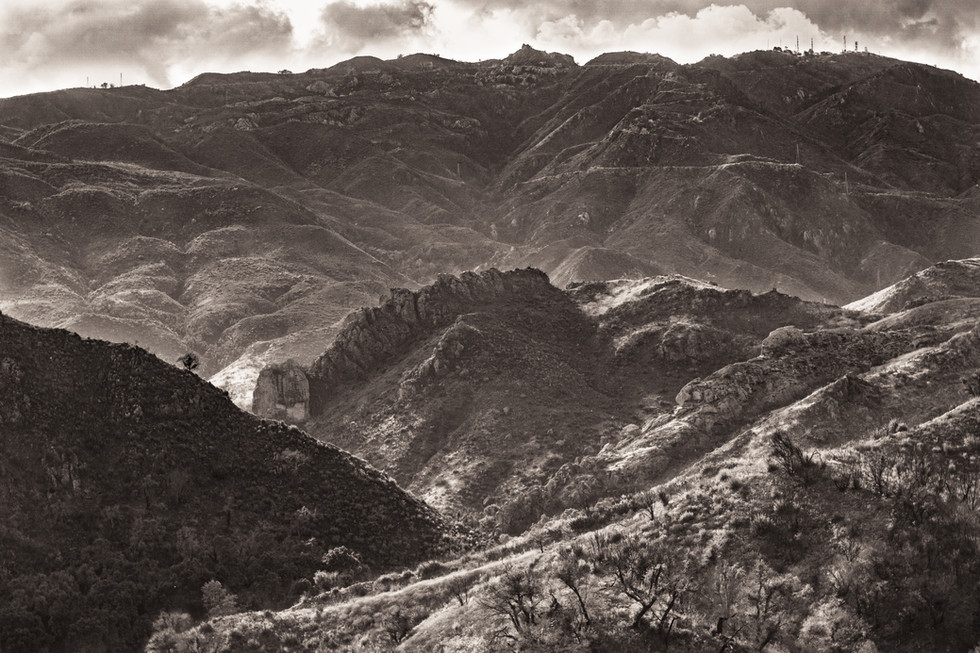 Landscapes-Santa Monica Mountains (helio
