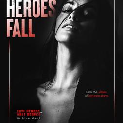 When Hero's Fall By Giana Darling