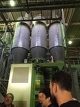 Sake Polishing Machine