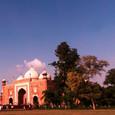 Guest house at Taj Mahal