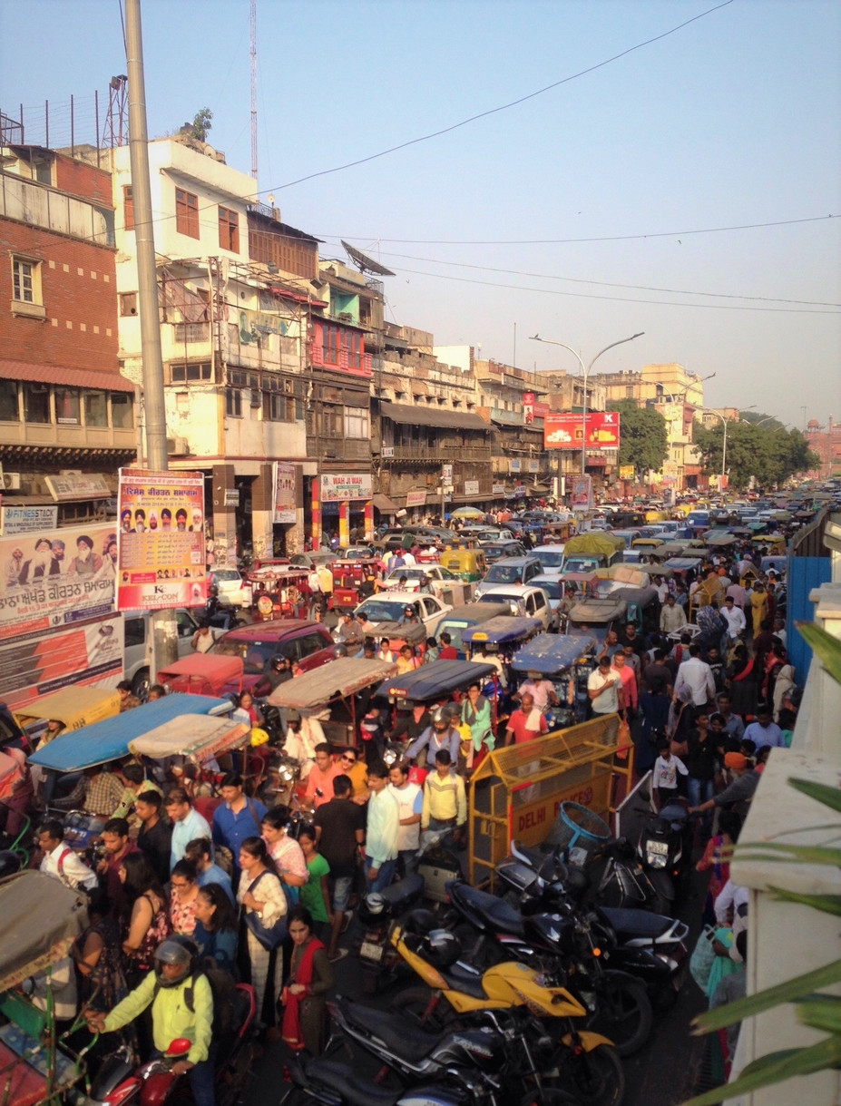 e6d9291bec Chandni Chowk, Delhi - An Experience in itself