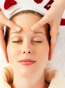 Therapeutic Face Treatment