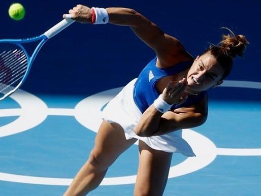 Ολυμπιακοί Αγώνες: Πάλεψε η Μαρία Σάκκαρη, αλλά ηττήθηκε από την Ελίνα Σβιτολίνα