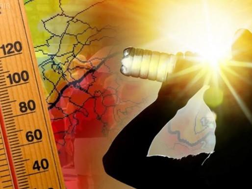 Ακραίο κύμα καύσωνα: Ο υδράργυρος θα σπάσει το φράγμα των 40 βαθμών