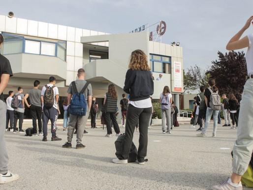 Ανοίγουν 10 Μαΐου Γυμνάσια και Δημοτικά -Σήμερα ανακοινώσεις από Κεραμέως
