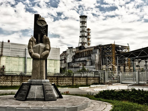 Μαύρη επέτειος: 35 χρόνια απο την καταστροφή στο πυρηνικό εργοστάσιο του Τσερνόμπιλ